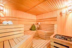 Conception de sauna haut de gamme a Geneve