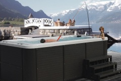 Vente de spas de nage en Haute Savoie