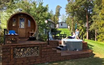 Profitez des bienfaits du Sauna